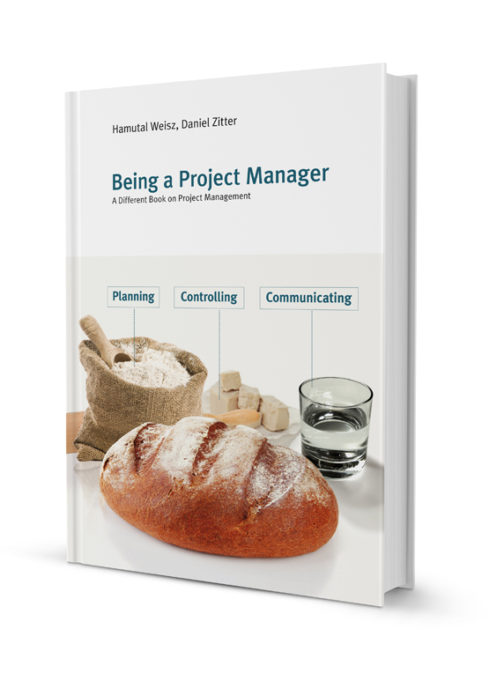 Being a Project Manager book cover