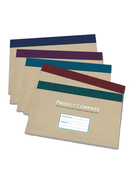 The Project Compass Planning Notebook